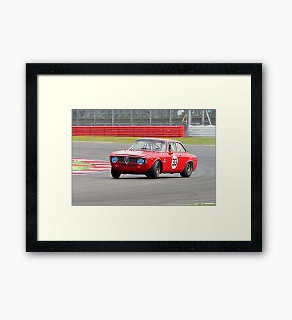 Alfa Romeo GTA No 33 Framed Print