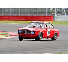 Alfa Romeo GTA No 33 Photographic Print