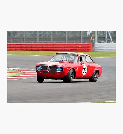 Alfa Romeo GTA No 33 Photographic Print