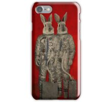We are ready iPhone Case/Skin