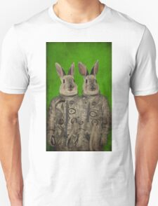 We are ready green Unisex T-Shirt