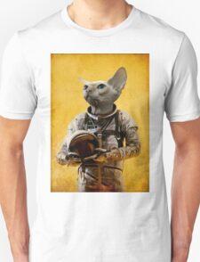 Proud astronaut Unisex T-Shirt