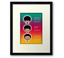 Always You Are Special Framed Print