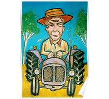 The Tractor Factor Poster
