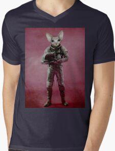 The dreamer Mens V-Neck T-Shirt