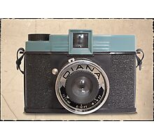 Diana camera Photographic Print