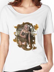 Crème de la Crème  Women's Relaxed Fit T-Shirt