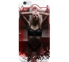 Fetish and Filigree Lace  iPhone Case/Skin