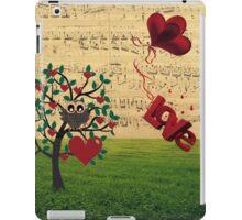 Love Notes iPad Case/Skin