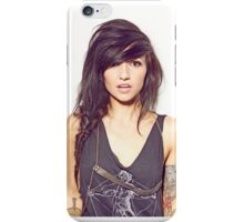 LIGHTS - Where The Fence Is Low Cover Art iPhone Case/Skin