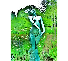Daphne Transforming Photographic Print