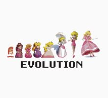 The Evolution of Princess Peach Kids Clothes