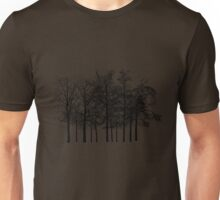 Winter Trees Unisex T-Shirt