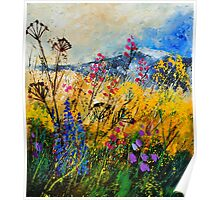 wild flowers 67190708 Poster