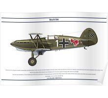 Avia B-534 Germany 2 Poster