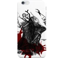 Hannibal Cut Throat iPhone Case/Skin