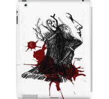 Hannibal Cut Throat iPad Case/Skin