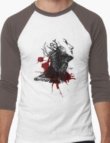 Hannibal Cut Throat Men's Baseball ¾ T-Shirt