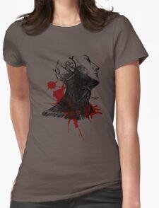 Hannibal Cut Throat Womens Fitted T-Shirt