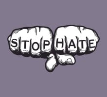 Stop Hate - Love More Kids Clothes