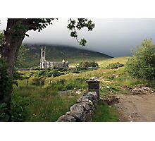 Dunlewey church 2 Photographic Print