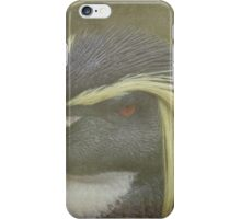Rockhopper Penguins Bad Hair Day - Textured iPhone Case/Skin