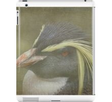 Rockhopper Penguins Bad Hair Day - Textured iPad Case/Skin