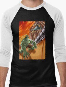 EPIC BATTLE! Men's Baseball ¾ T-Shirt