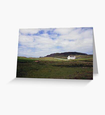 Donegal church Greeting Card