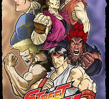 FIGHT! by SKULLPY