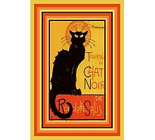 Tournee Du Chat Noir - After Steinlein Photographic Print