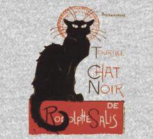 Tournee Du Chat Noir - After Steinlein Kids Tee