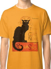 Tournee Du Chat Noir - After Steinlein Classic T-Shirt