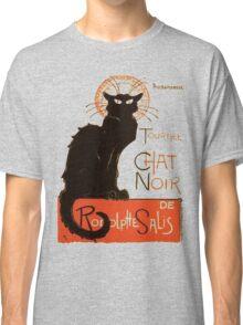 Tournee Du Chat Noir - After Steinlein Classic T-Shirt