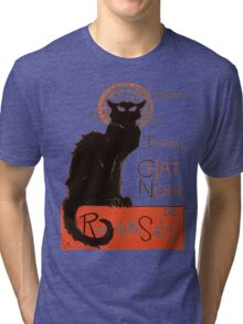Tournee Du Chat Noir - After Steinlein Tri-blend T-Shirt