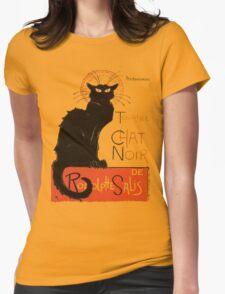 Tournee Du Chat Noir - After Steinlein Womens Fitted T-Shirt