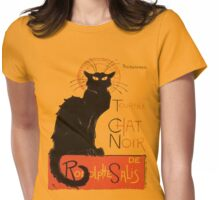 Tournee Du Chat Noir - After Steinlein Womens Fitted T-Shirt