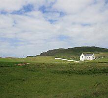 Lagg church by John Quinn
