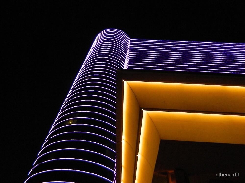 Night Borgata - Abstract (looking up)   ^ by ctheworld