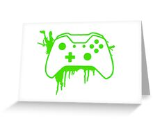 Xbox One Controller Greeting Card