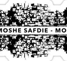 Habitat 67 Moshe Safdie Architecture T-shirt Sticker