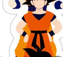 Dragonball Z History of Goku  Sticker