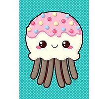 Candy Covered Jellyfish Photographic Print