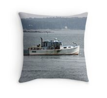 Maine Tradition Throw Pillow