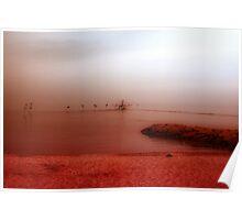 Red Fog. Poster