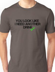 Drink Party Funny Joke Drinking Summertime Unisex T-Shirt