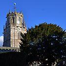 Saint Andrews Church.Colyton. Devon by lynn carter