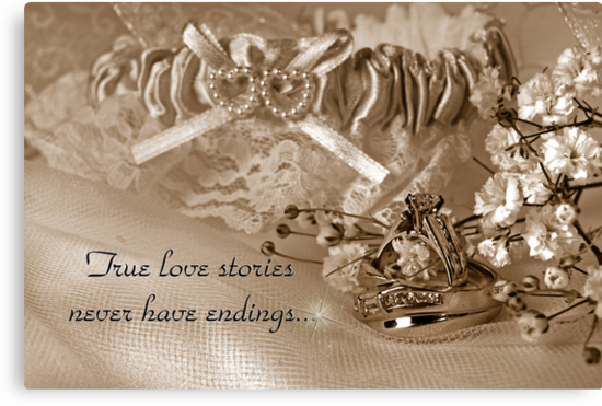 Love Story by Maria Dryfhout