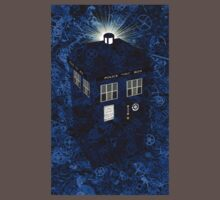 TARDIS Illustrated- Clockwork Kids Clothes