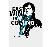 East Wind is coming Photographic Print
